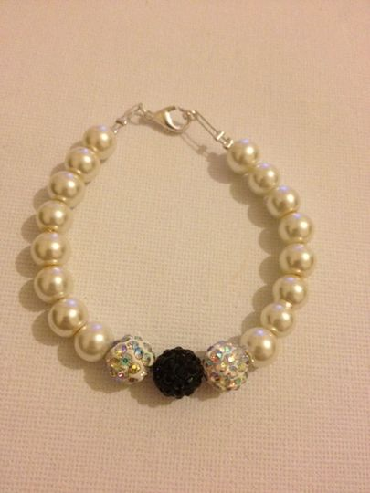 Crystal & Pearls