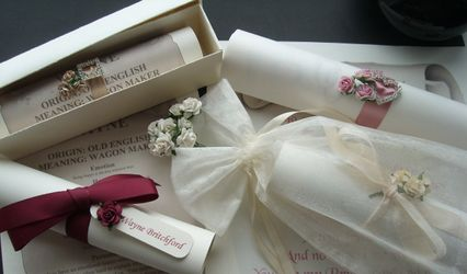 Personal Touch - Poem Scrolls
