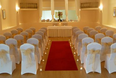 Ashton Wedding Room
