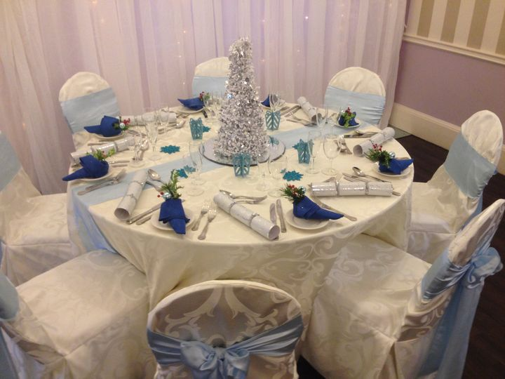 Christmas at The Hind Hotel