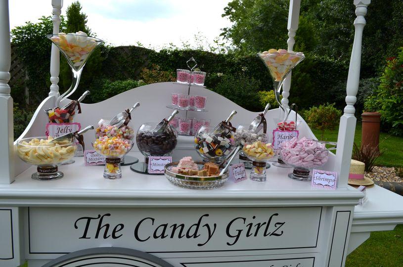 The Candy Girlz - Sweet Cart