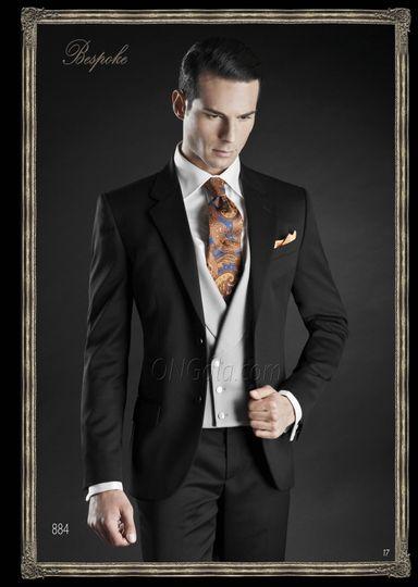 Ottavio Nuccio 2014 male suits