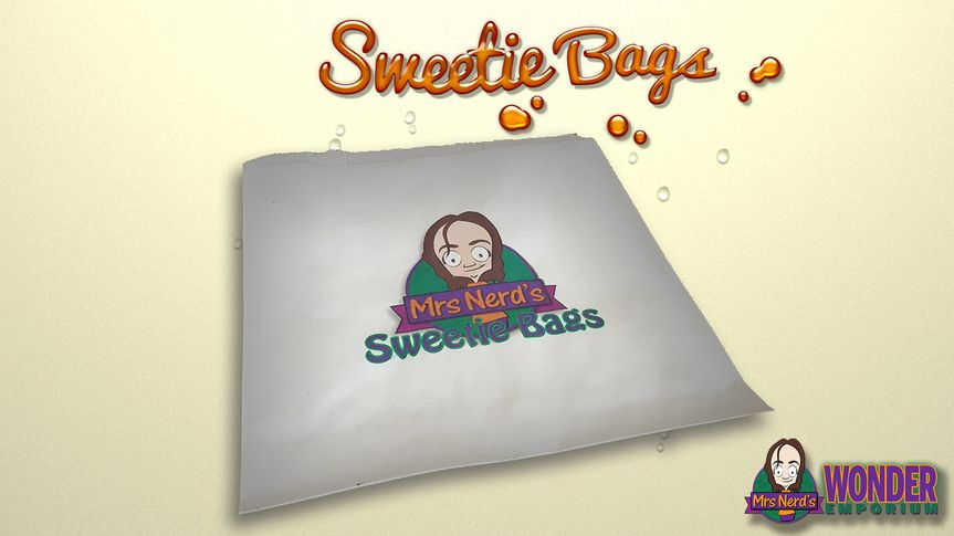 Design It Yourself Sweet Bags