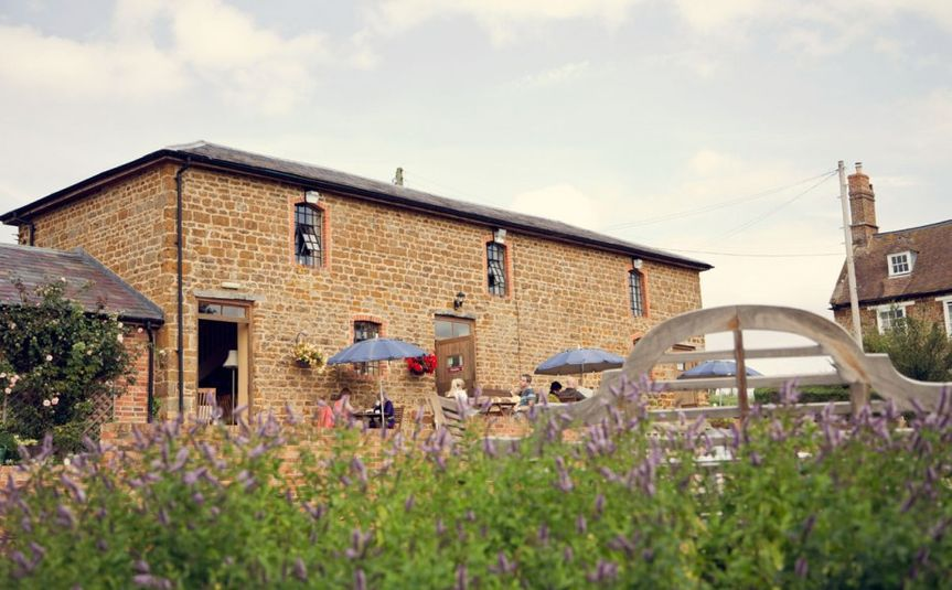 The Granary at Fawsley