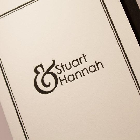 'Ampersand' Design - Letterpress