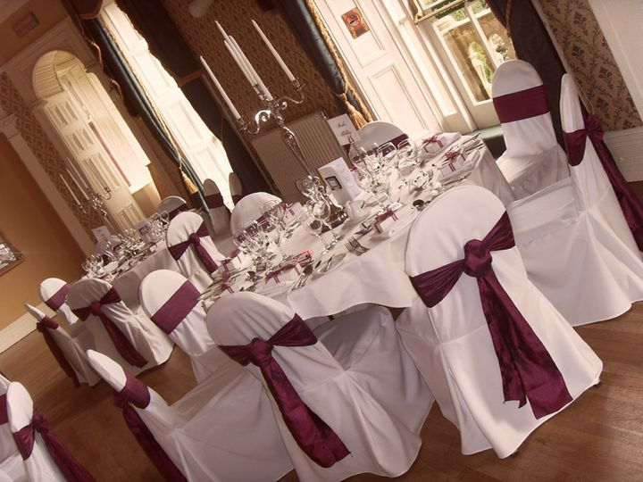 Chair Covers & Candelabras