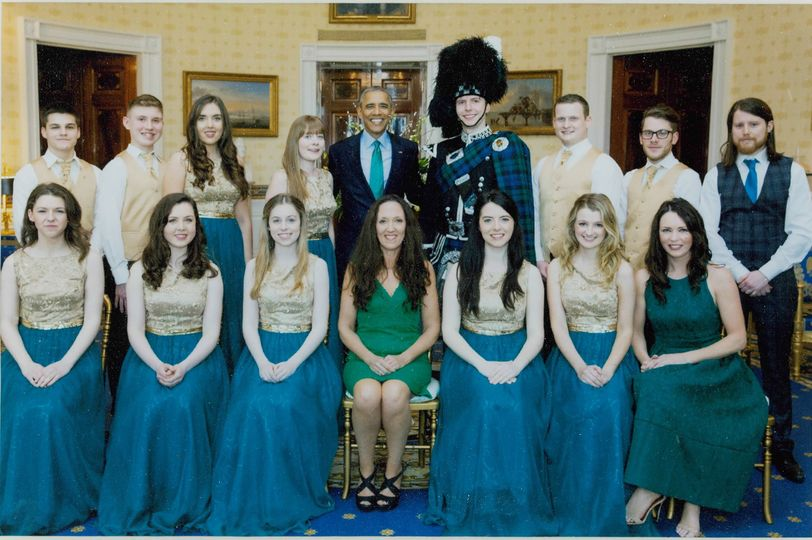 White House, 2016 with OBAMA!!