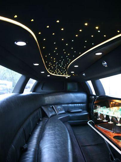Luxury limousines