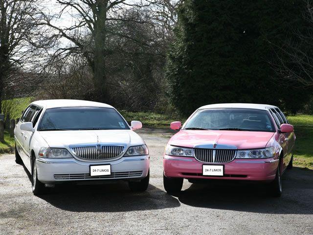 Limousines fleet