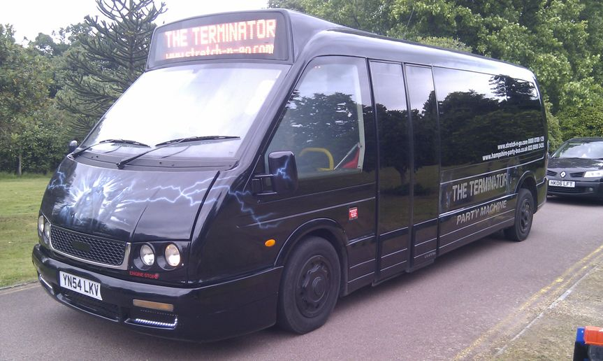 Party bus Ideal for Hen/Stags
