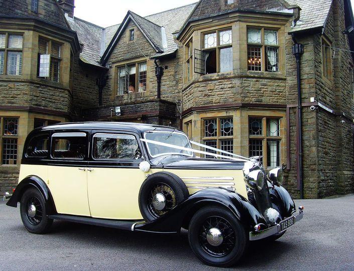 Candice, 1935 Vauxhall