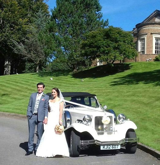 Beauford at decourceys manor