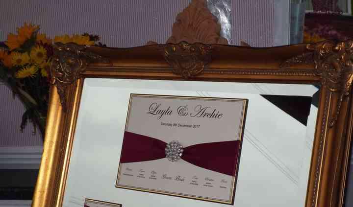 Yorkshire Wedding Invites
