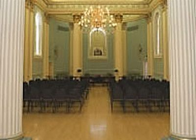 Georgian Ballroom - Ceremony