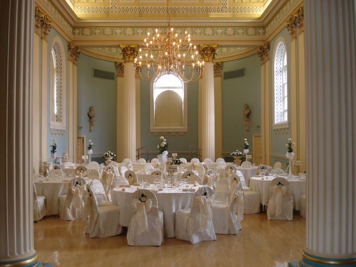 Georgian Ballroom - Reception