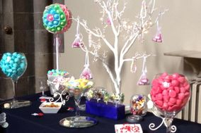 Candy Creations Edinburgh & East Scotland - Sweet Table