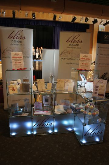 Bliss Designs Wedding Show