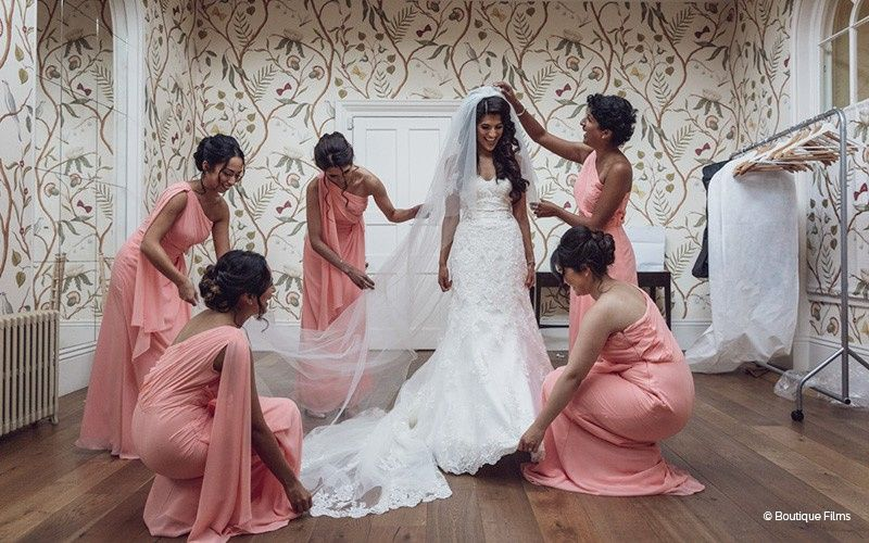 Braxted Park Weddings, Essex