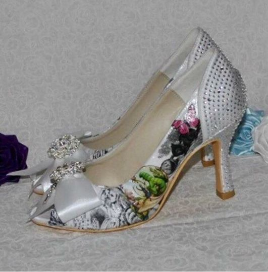Alice Wedding Heels