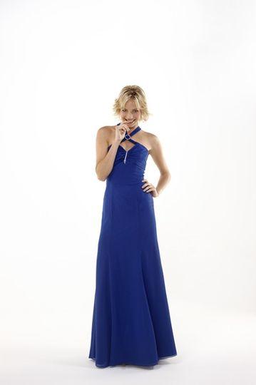 Judy blue dress