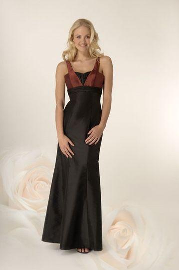 Lexia black dress