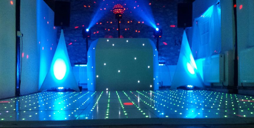 DJ & LED dfloor