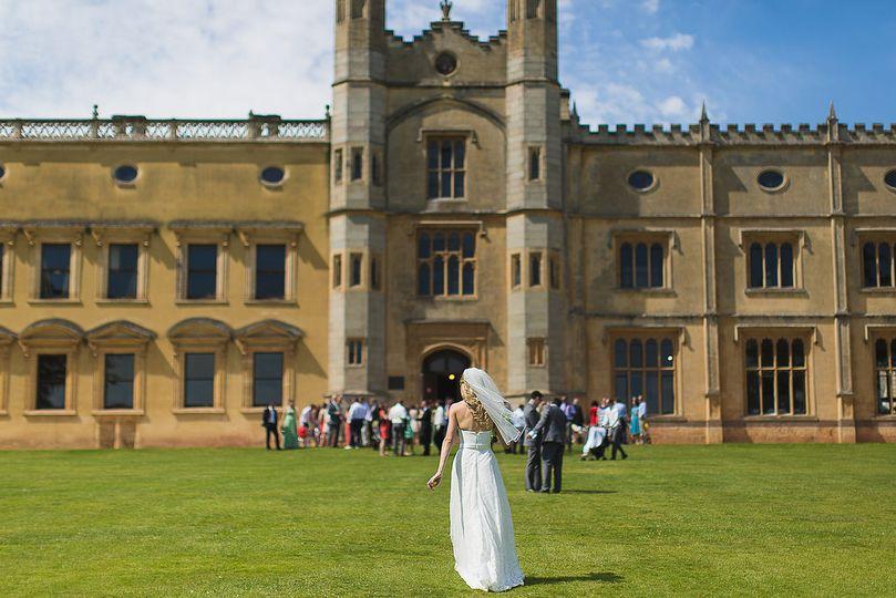 Bride Ashton Court