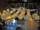Fariy lights and lanterns