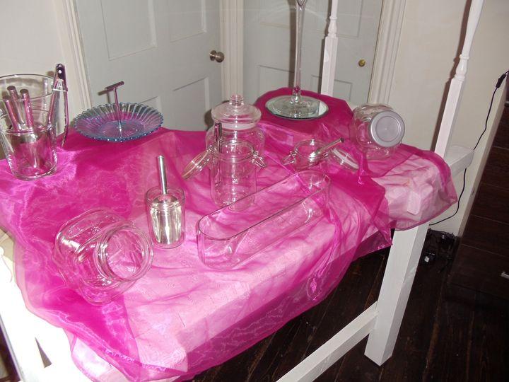Photo Set Up - Hot Pink