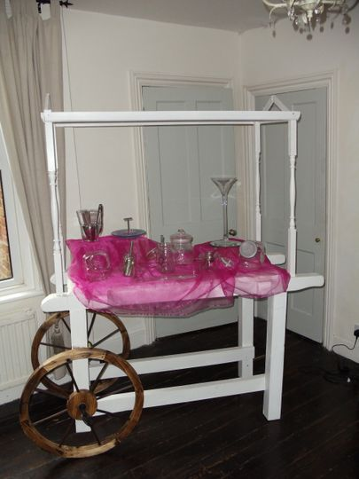 Candy Cart for Hire Kent