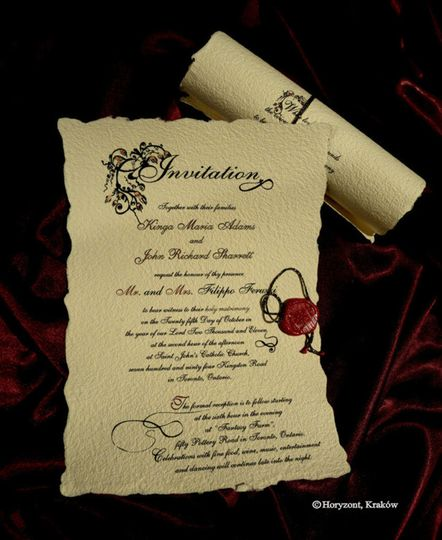 Romeo And Juliet Wedding Invitations: Unique Wedding Invitations