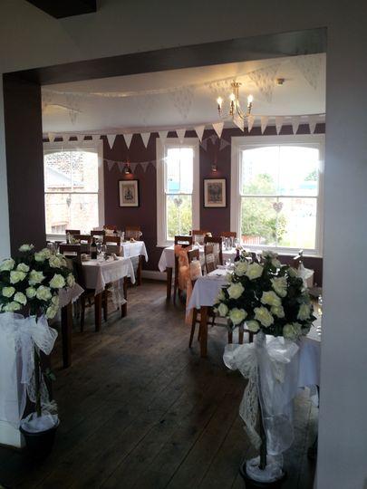 Piano room - main dining area