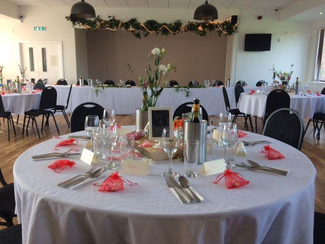 Poppy simple wedding