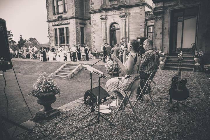 Wedding at Sandon Hall
