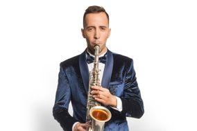 Anthony Jiménez Saxophonist and Dj
