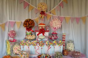 Sweet Hearts Candy Buffets and Sweet Trees