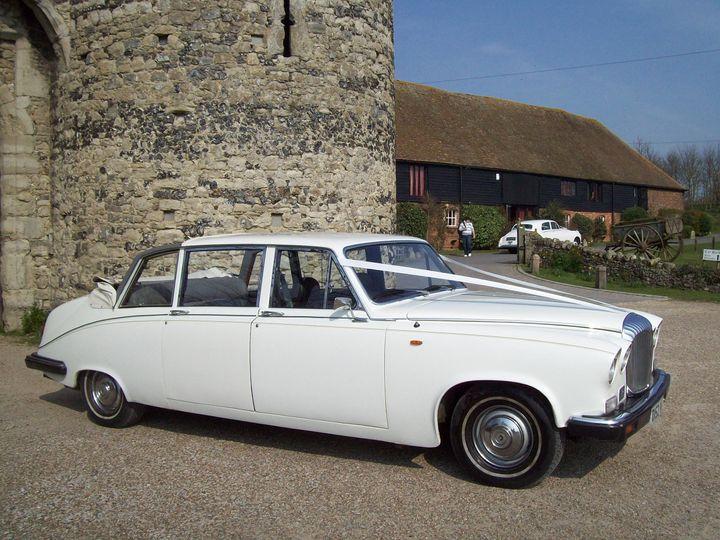 Daimler 7 seat Limousine