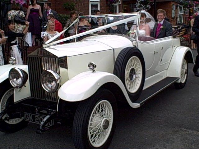 Rolls Royce Open Tourer