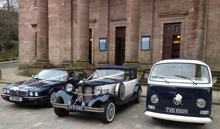 Ashton Wedding Cars