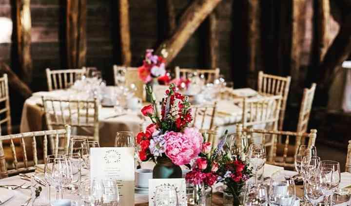 Creative and pretty tables