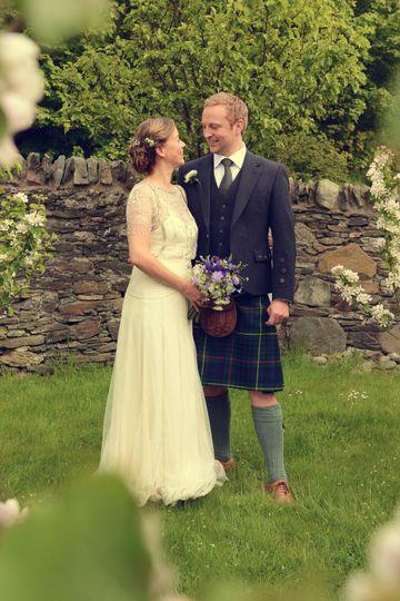 Mr & Mrs Canavan 2013