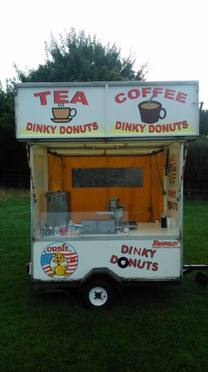Doughnut trailer hire