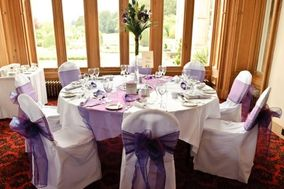 Crystal Venue Decoration