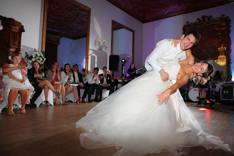 First dance at the castle