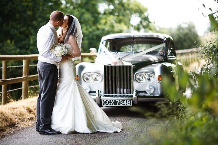 Wedding Car Bath Priston Mill