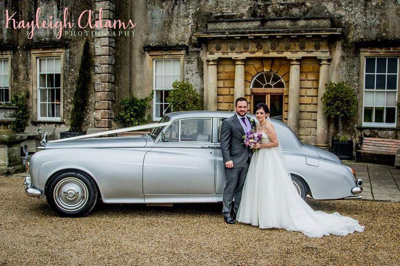 Wedding Car Ston Easton