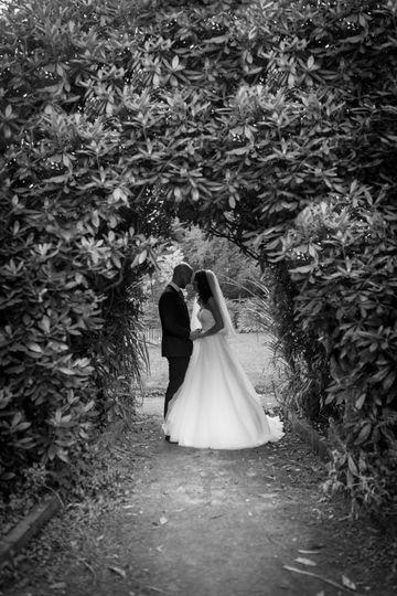 Wedding at Flixton House