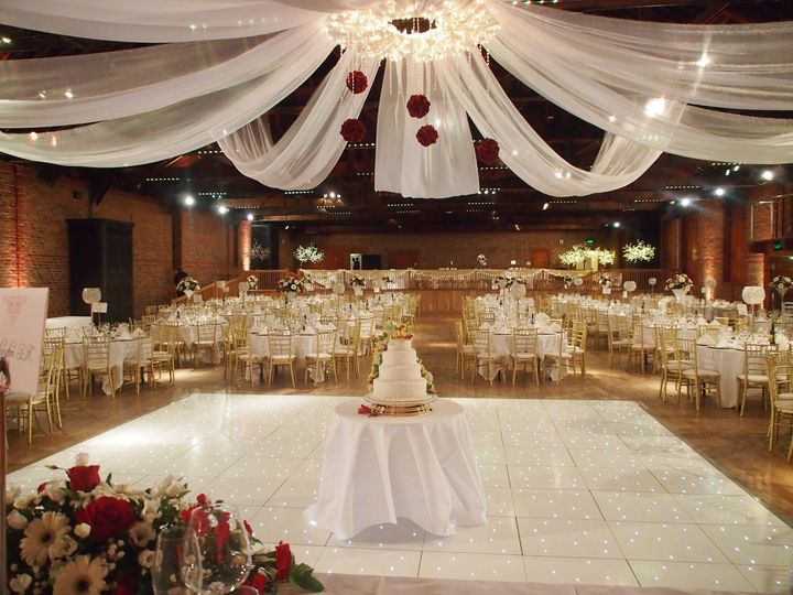 Porter Tun - White wedding