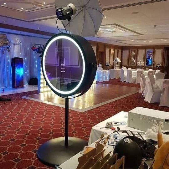 A M M Photo Booth Hire