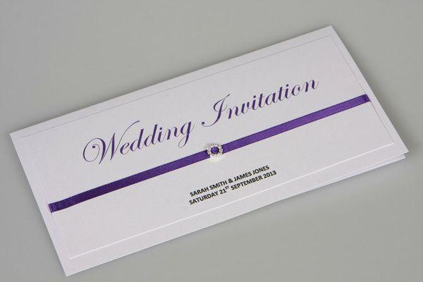 Pure Day Invitation